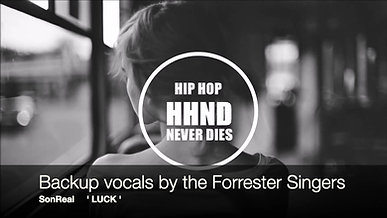 Forrester Singers - backup vocals for SONREAL