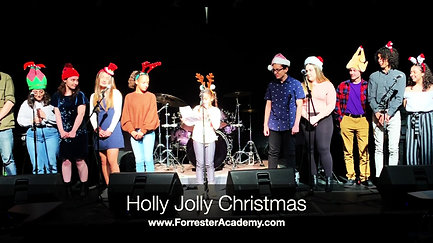 Forrester Singers - Winter Recital 2019 in 2minutes