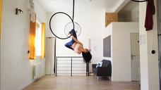 Combo Cerceau - Delilah side hoop