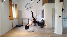Pole dance chorée