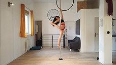 Spinning combo - ballerina
