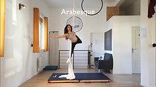 Tuto tissu - arabesque
