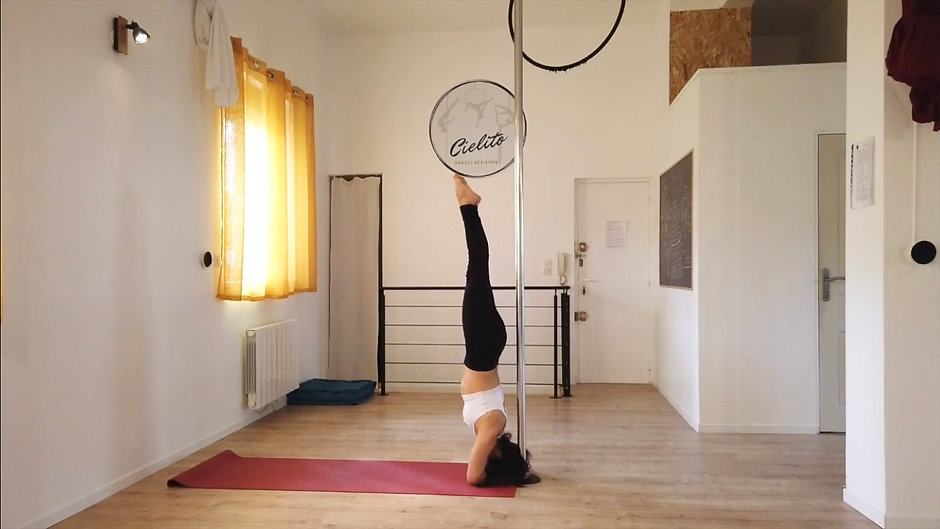 Tuto - Équilibre avant bras