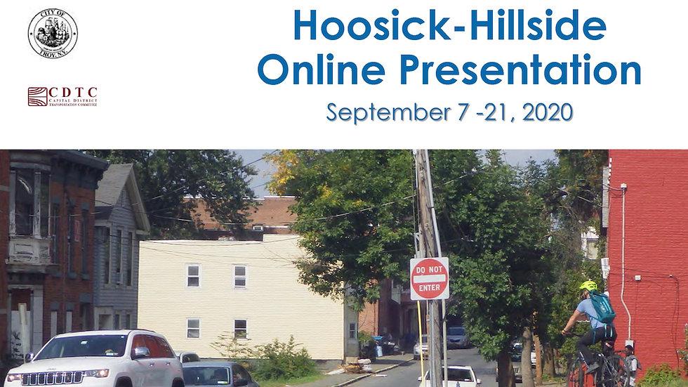 Hoosick-Hillside Online Presentation