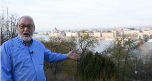 Phil in Budapest