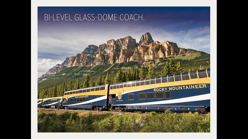 Rocky Mountaineer Webinar
