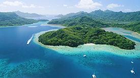 New Years in Tahiti