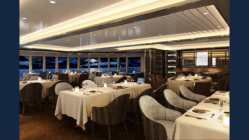 Transatlantic crossing on Silversea