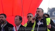 Manifestation pour une autre politique du logement en France
