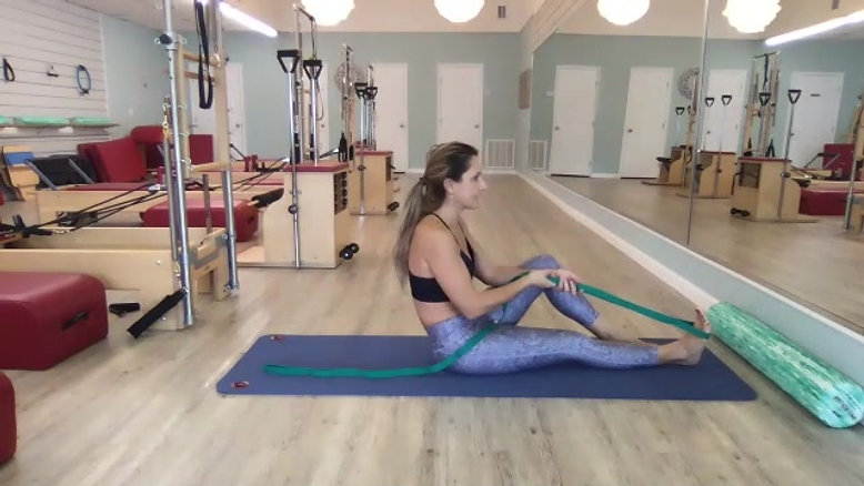Pilates with Luci Free Virtual Classes