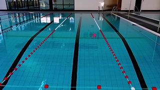 La nouvelle piscine de Jonfosse à Liège