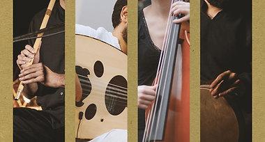 Quieter Than Silence | Full Concert | Mehdi Aminian & Mohamad Zatari