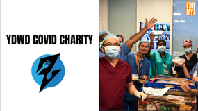 YOU DONATE WE DELIVER - Covid Charity