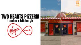 VIRGIN MEDIA - Two Hearts Pizzeria
