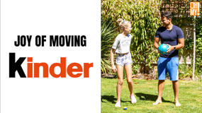 KINDER - Joy of Moving