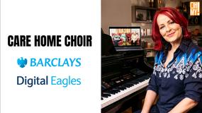 BARCLAYS - Care Home Choir
