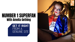 GET IT RIGHT - Number 1 Superfan