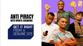 GET IT RIGHT - Anti-Piracy with Munya Chawawa