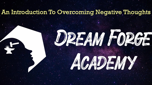 An Introduction To Overcoming Negative Thoughts