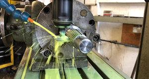 Tapered Spline Cutting