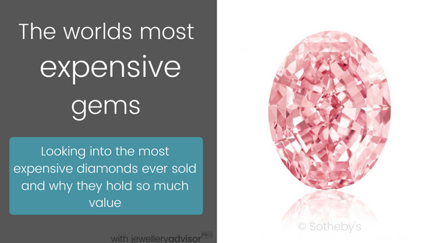 The world's most expensive gemstone | Webinar