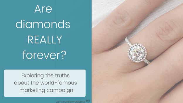 Are diamonds really forever? | Webinar