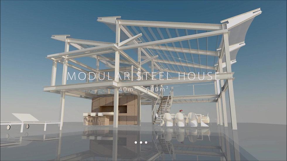 PR-058_MAKO-House_Steel-Structure