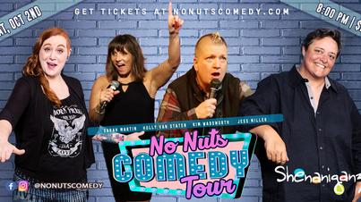No Nuts Comedy in DALLAS, TX