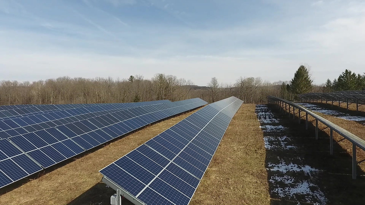 Community Solar Farms