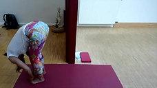Vinyasa Yoga mit Anja, 14.06.2021
