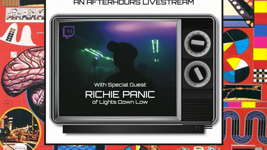 Nala presents TV PARTY with Richie Panic