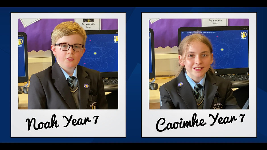 Year 7 - Pupil Voice