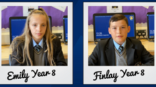 Year 8 - Pupil Voice