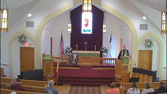 3rd Sunday in Pentecost 6-21-20