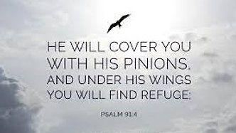 Christ is Your Shelter and Place ~ 3/27/20