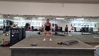 Body Pump with Holly