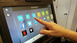 New Equipment! Updated Tech Screens
