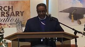 3.21.21 Bishop Cotten Sr., Pastor