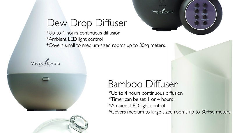 All About Diffusers!
