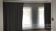 Automated Blockout Curtains