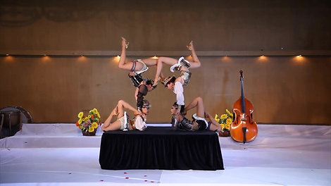 4GIRL CONTORTION ACT: Ref: C-HS 101