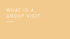 What Is A Group Visit?