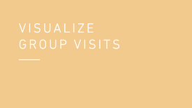 Visualize Group Visits