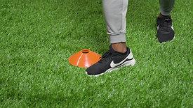 FOOTBALL: Making the Turn