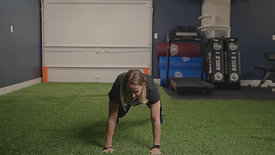 STRENGTH/MOBILITY: Alternating Shoulder/Knee Taps