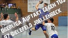Oberliga Auftakt gegen TUS 97 Bielefeld Jöllenbeck