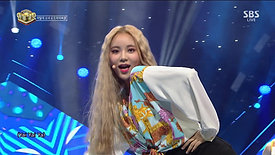 LOOΠΔ/Odd Eye Circle (이달의 소녀/오드아이써클) - Girl Front @인기가요 Inkigayo 20171015