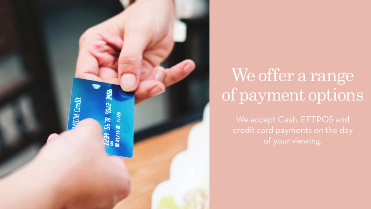 Products and Payment