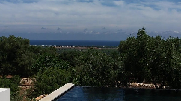 la celeste view from living