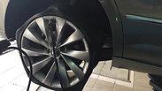 Накачка шин азотом или газовой смесью Drive-MG